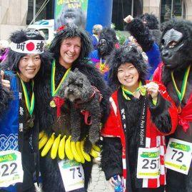 Great Gorilla Run 2014