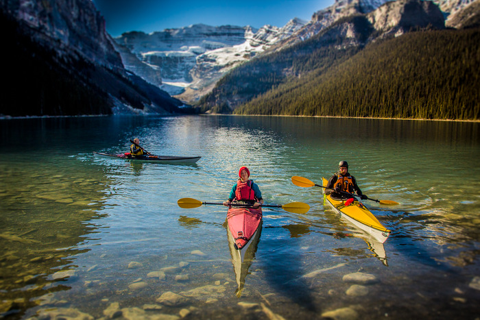 Folding Kayak, my wilderness prerequisite