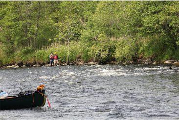 canoe-rescue