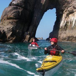 Sea Kayak Introduction Courses
